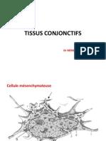TISSUS CONJONCTIFS version étudiant
