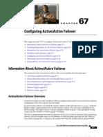 Configuring Active-Active Failover