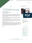 Five Forces Model of Airline Industry - Essays - Ravinderca
