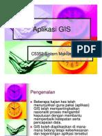 Bab 7-Aplikasi Gis