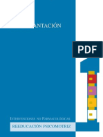 IMSERSO. Guia Reeducacion Psicomotriz y Alzheimer (2011)