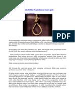 Taubat Dua Anggota Polis Melihat Penghukuman Sayyid Qutb