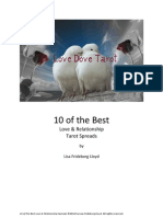10 of the Best Love and Relations Tarot Spreads