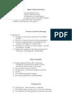 Core Concepts of PCT