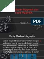 Garis Medan Magnetik dan Fluks Magnetik.pptx