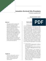 Alexandru Radu - Sfera Politicii 172 - Editorial