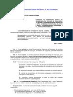 Est Decreto 25.956-2000 - Cria e Regula Coordenadorias