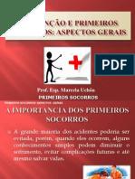 aula 1 PRIMEIROS SOCORROS Definição nv