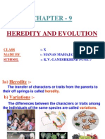 9heredidityandevolution.ppt