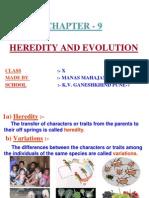 9heredidityandevolution.ppt