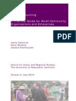 Social Accounting Manual Version 2 July 2010