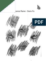 Ocho Monologos - Franca Rame y Dario Fo