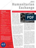 Humanitarian Exchange No 49