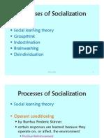 Socialization Part 2