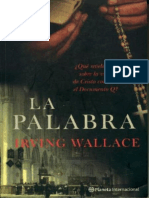 La Palabra - Irving Wallace