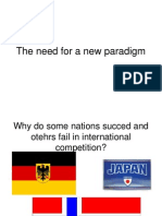 The need for a new paradigm.ppt