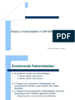 05 Data Warehousing mit SAP BI Details Faktentabelle (6/16)