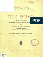 Ceres Hispanica