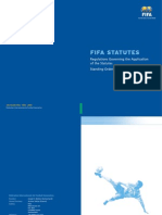 FIFA Statutes (2007 Edition)