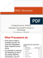 The RISC Revolution.ppt