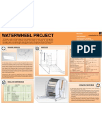 WaterWheel Poster