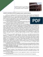 Comentario Modelo Arquitectura Coliseo de Roma
