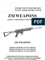 ZM Weapons Models LR 300 Series Rifles