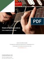 Libro Completo Acordes Guitarra