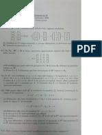 Geometria 2, Temi d'Esame 1996-2010