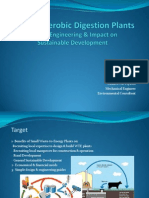 Small Anaerobic Digestion Plants