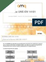 PPT Norma UNE-EN 14181.ppt