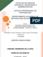 Facultad de Ciencias Contables, Financieras y Administrativas