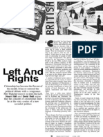 Stuart Hall - Left and Rights