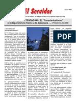 """5.1. CUARTA TENTACION El """"Paraclericalismo"""" o Independencia frente a la Jerarquía. — PRIMERA PARTE"""
