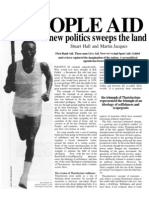 Stuart Hall - People Aid [a New Politics Sweeps the Land]