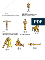 Algunos Ejercicios Sencillos de Flexibilidad