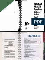 Petunjuk Praktis Pengelolaan DMT2 Perkeni 2002