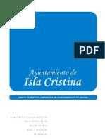 Isla Cristina - Manual de Identidad Corporativa