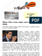 Wilson Filho revela mágoa após isolamento no PMDB.docx
