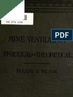 Ventilación Minera - Practica y Teorica