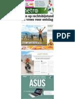 Metro Holland 28032013 Article