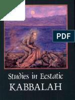 Moshe Idel - Studies in Ecstatic Kabbalah