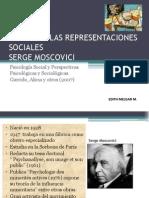 Teoría de las representaciones sociales