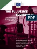 Justice Scoreboard