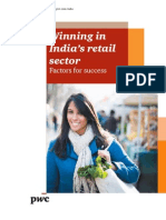 Winning in India's Retail Sector