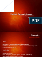 Baranoff-Rossine