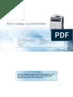 Parts Catalogue CLX-6220 50 Rev2.0
