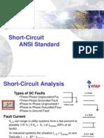 Shortcircuit ANSI