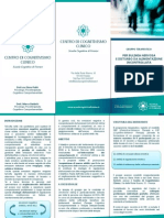 BROCHURE Terapia Di Gruppo Per DA 2013