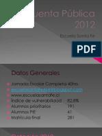 Cuenta Pública 2012.ppsx
